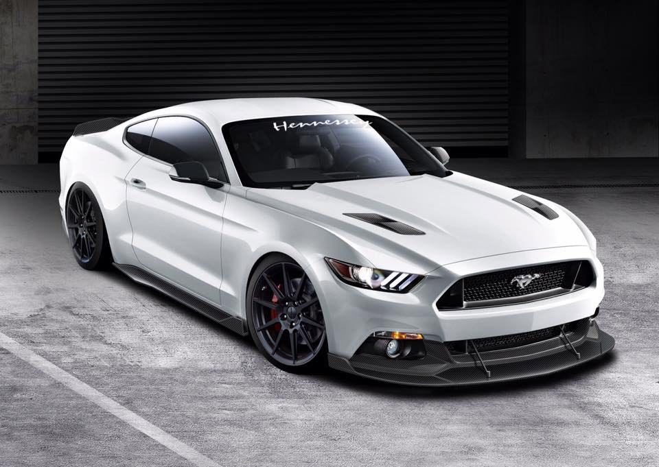 Hennessey S 717 Hp 2015 Ford Mustang Gt 95 Octane
