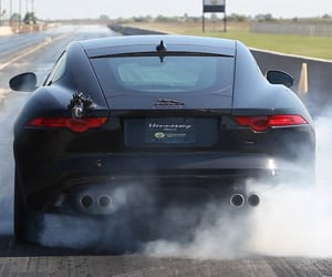 Hennessey Tunes the Jaguar F-Type R