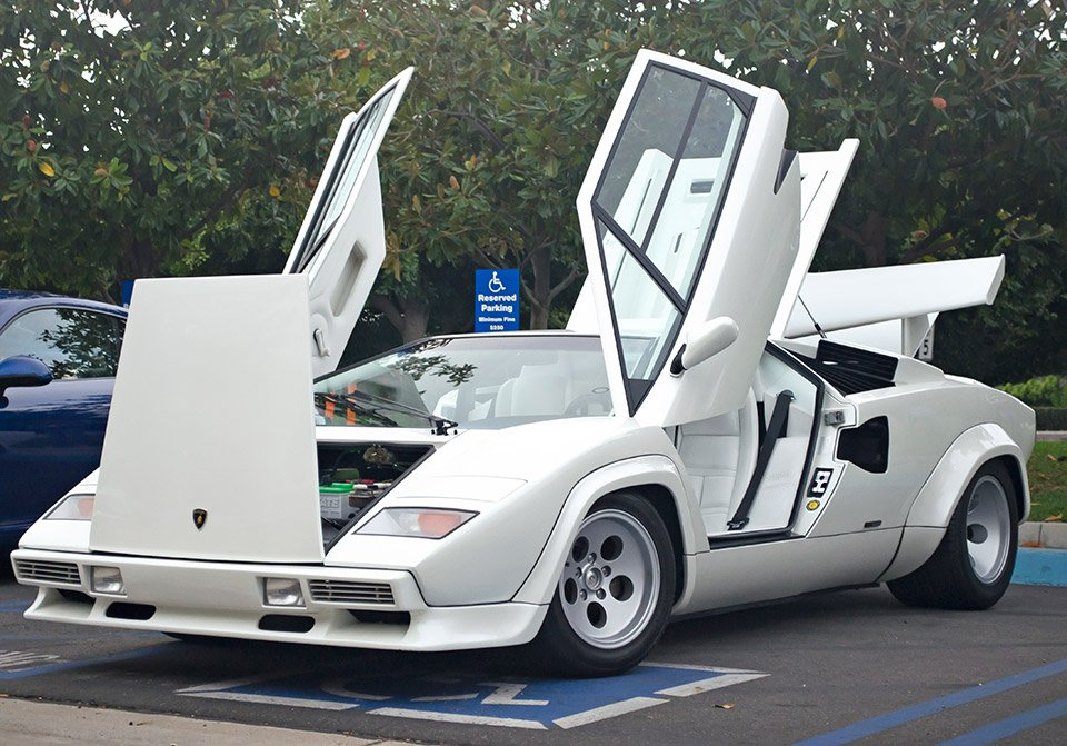 Awesome Car Pic: Lamborghini Countach