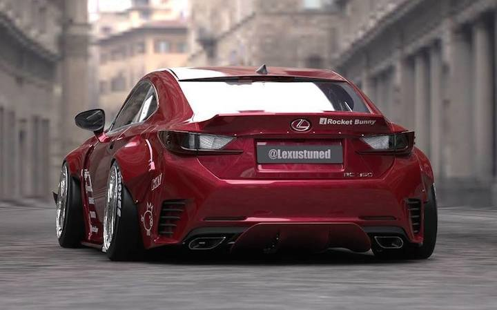 Sema Car Show 2017 >> Lexus RC 350 Gets Worked over for SEMA - 95 Octane