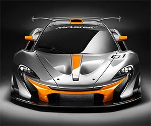 McLaren's Exclusive P1 GTR Programme