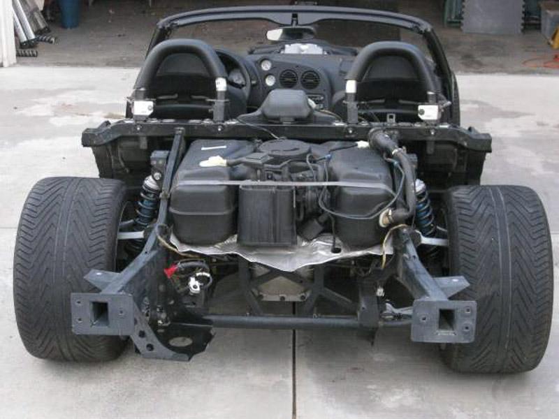 1  Buy a Naked Dodge Viper  2  ???? 3  Profit