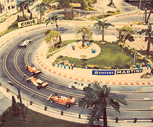 $300,000 Slot Car Track Available at Neiman Marcus