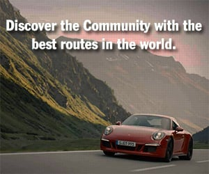 Find and Share the World's Best Driving Routes