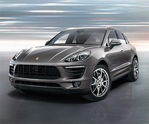 Porsche Bringing Macan Diesel to the U.S.