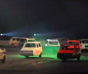 Reliant Robin Race Recovery