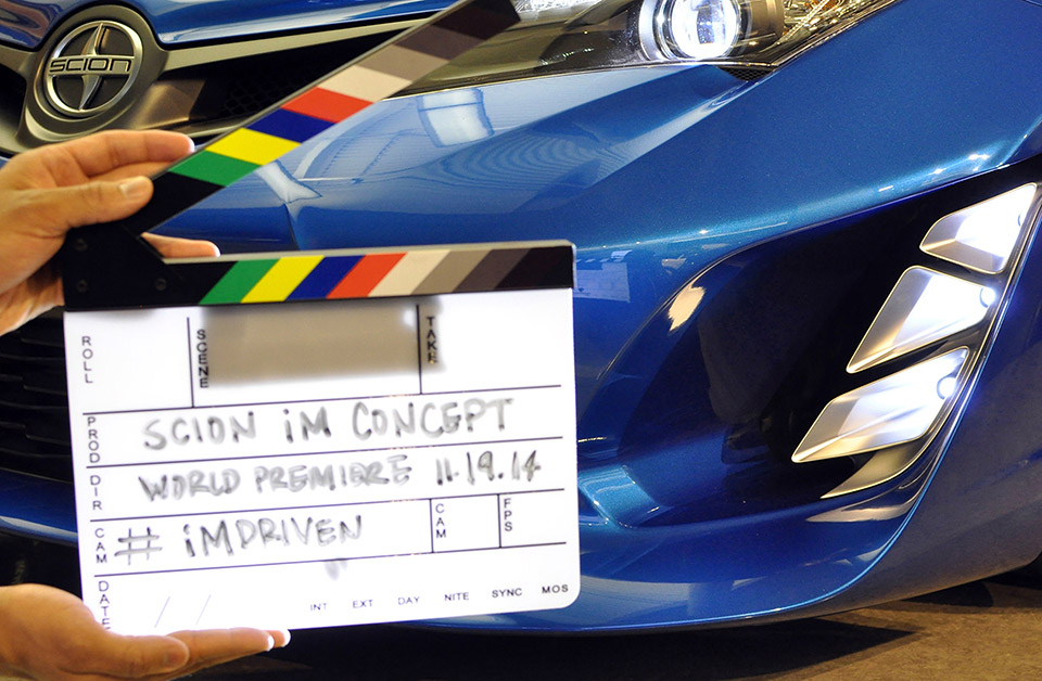 Scion Teases iM Concept Car