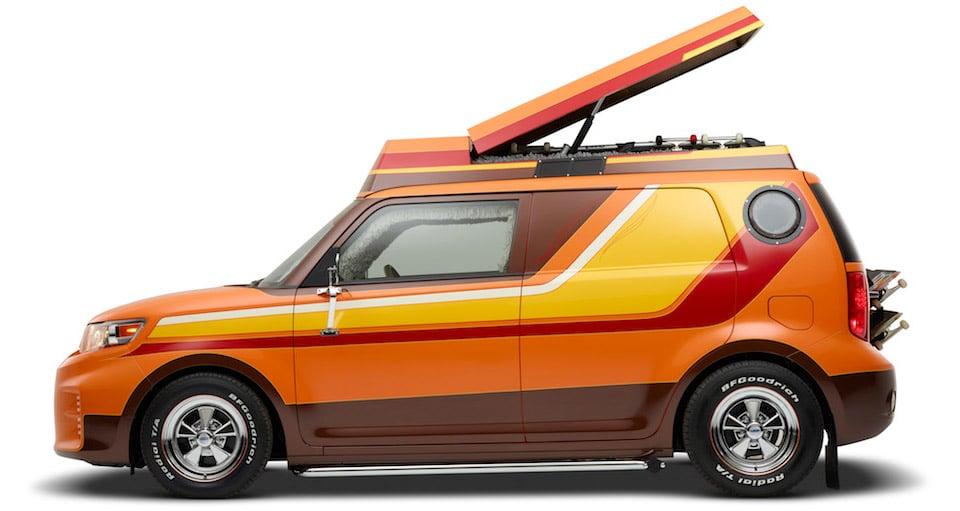 70s Style Scion Xb Quot Shaggin Wagon Quot 95 Octane