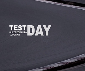 Test Day: A Feast of Motorsport Sights & Sounds