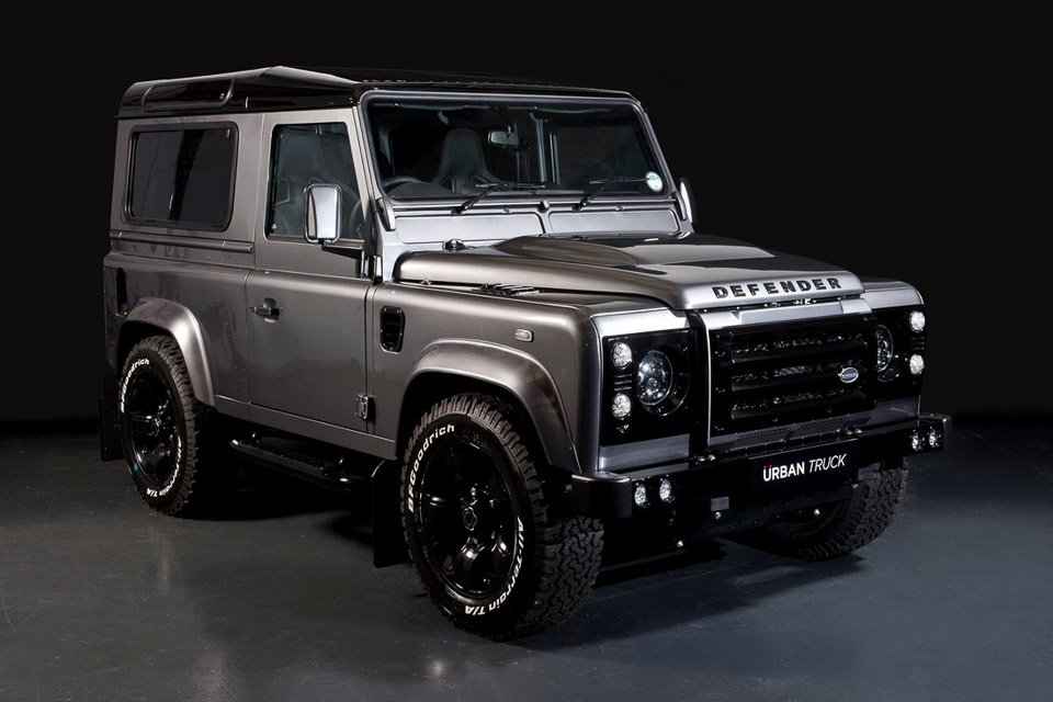 Urban Truck's Land Rover Defender Ultimate Edition