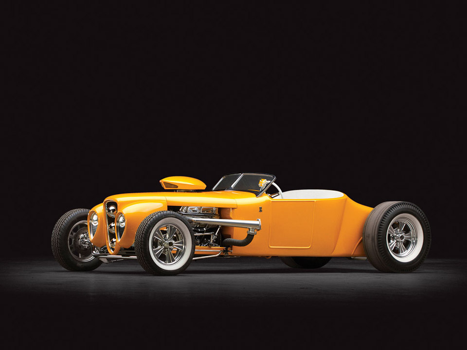 """Golden Era"" Custom 1926 Ford Roadster for Sale"