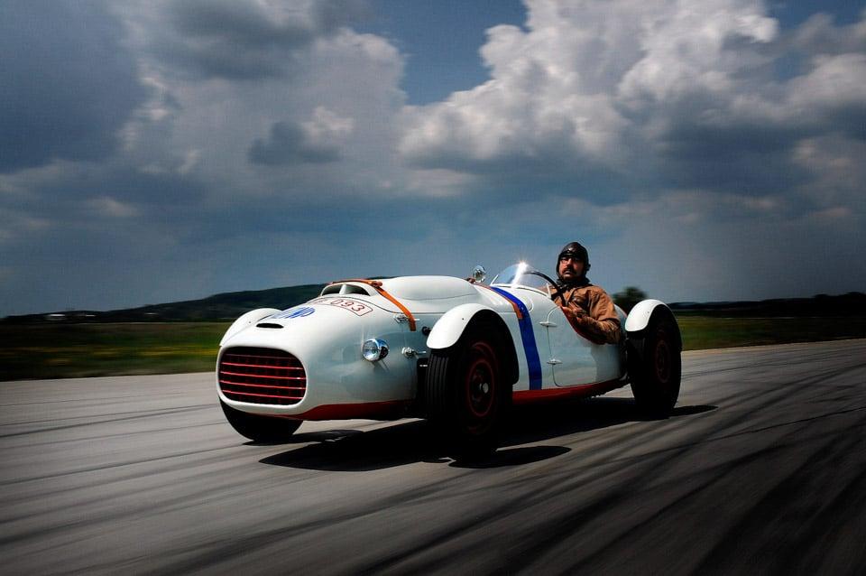 1950 Skoda 966 Supersport Racer Restored