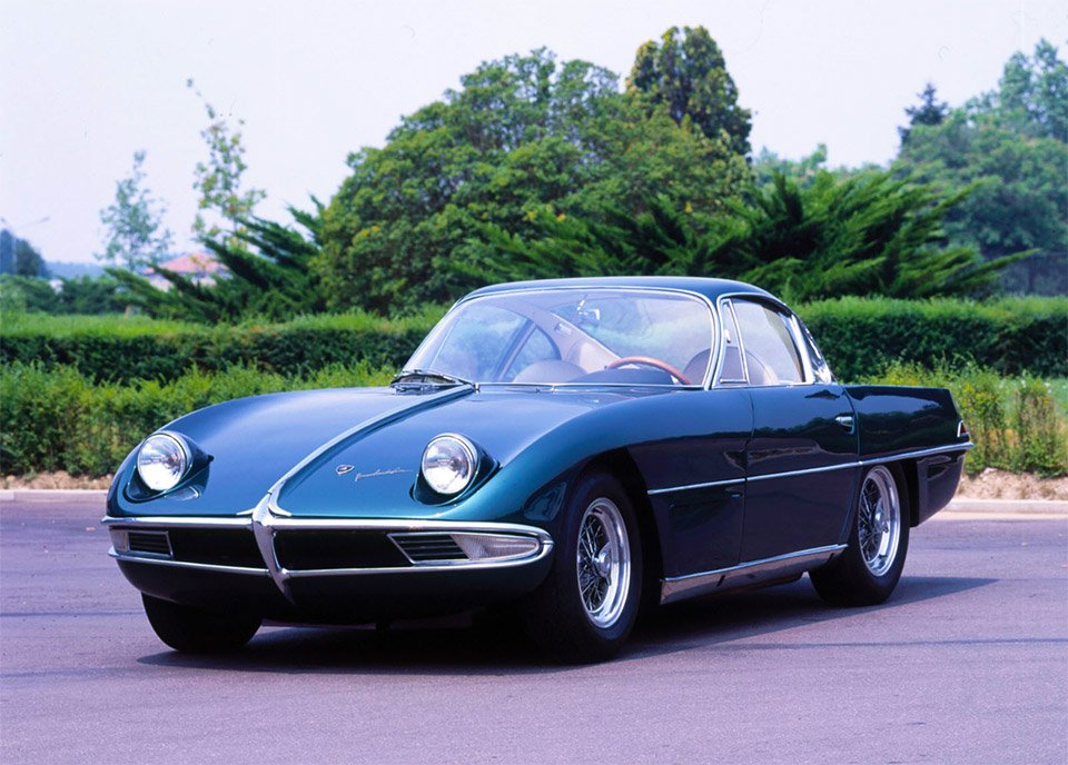 Awesome Car Pic: 1963 Lamborghini 350 GTV