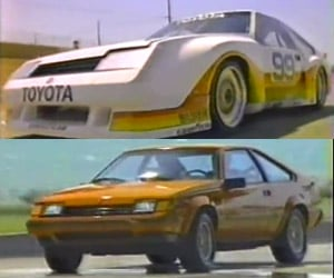 From the Vaults: 1980s Toyota Celica Commercials
