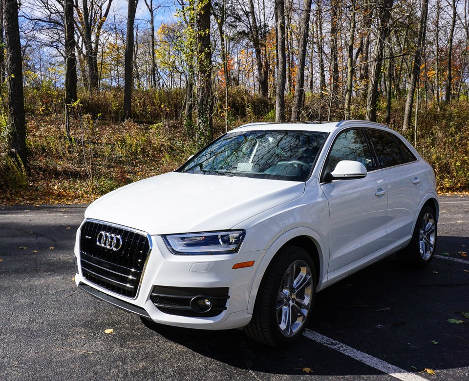 review 2015 audi q3 2 0t quattro 95 octane. Black Bedroom Furniture Sets. Home Design Ideas