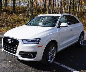 Review: 2015 Audi Q3 2.0T quattro