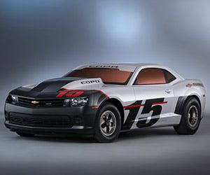 2015 Chevrolet COPO Camaro Racer