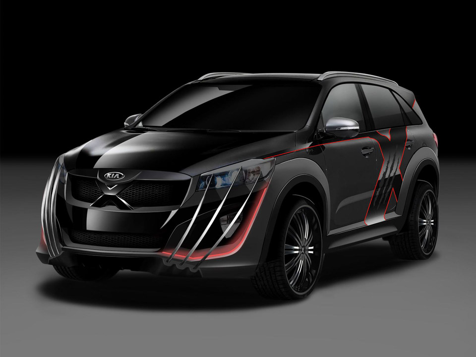 2016 Kia Sorento: Wolverine's New Ride