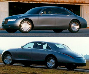 Concepts from Future Past: Aston Martin Lagonda Vignale