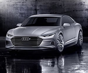 Audi Launches New Era with Prologue Concept