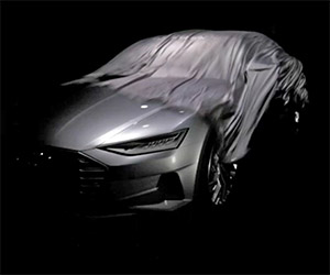 Audi Teases New Design Concept Before L.A. Reveal