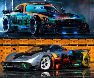 Awesome Car Designs by Khyzyl Saleem