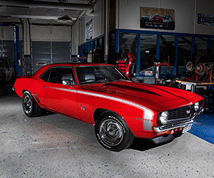 Awesome Car Pics: 1969 Chevrolet Camaro SS