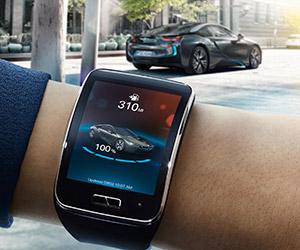BMW's Smart Watch App Wins CES 2015 Award