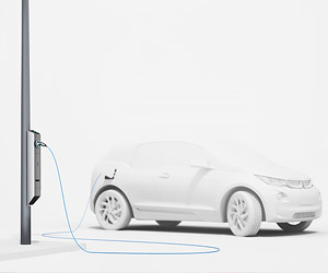 BMW outs Streetlights That Double as EV Chargers
