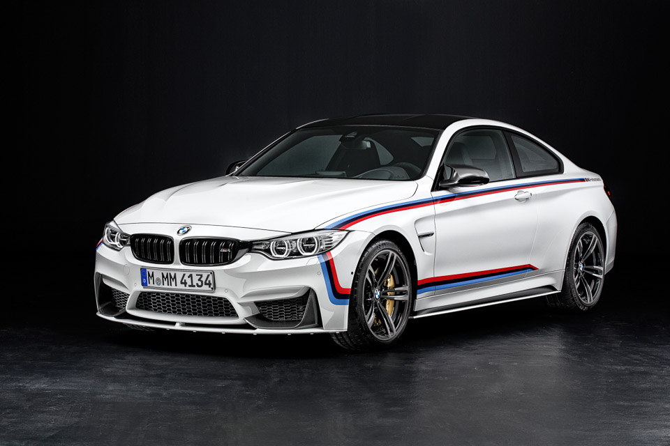 BMW Shows M Performance Parts for M3 and M4