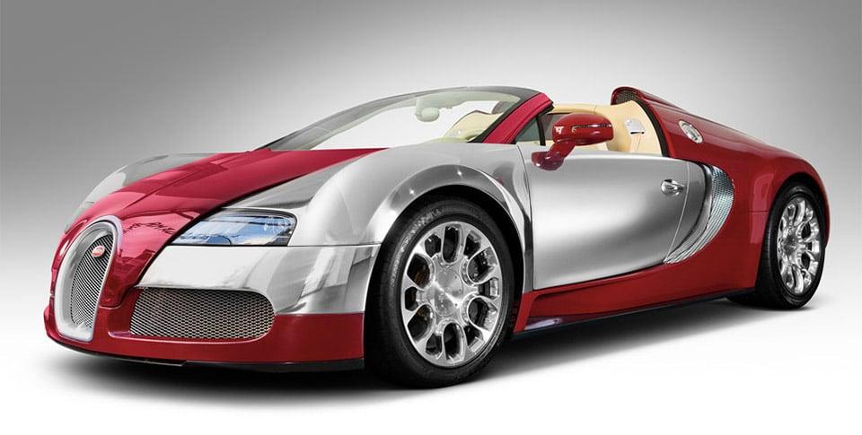 Awesome Car Pic: Bugatti Veyron Grand Sport 669