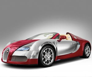 Awesome Car Pic: Bugatti Veyron Grand Sport 669