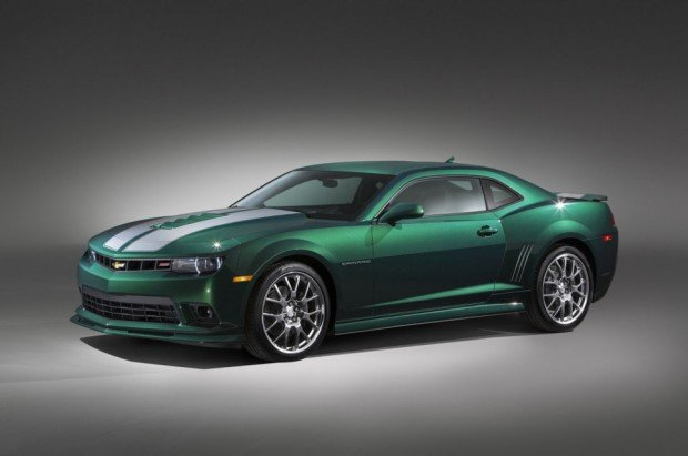 chevrolet_camaro_green_flash_edition_1