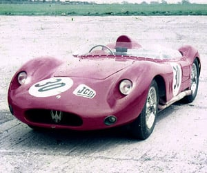 Awesome Car Pic: Maserati 250S