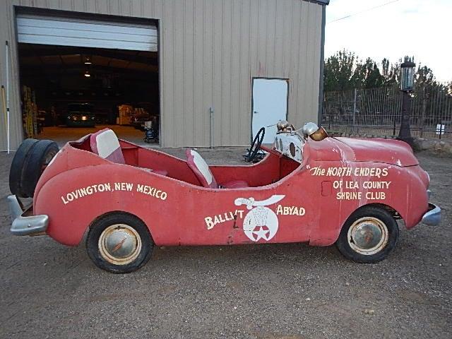 Own an Actual Clown Car