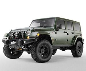 AEV x Filson Jeep Wrangler