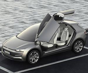Giugiaro Clipper MPV Concept