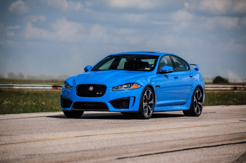 Hennessey Amps Jaguar XFR-S up to 650hp