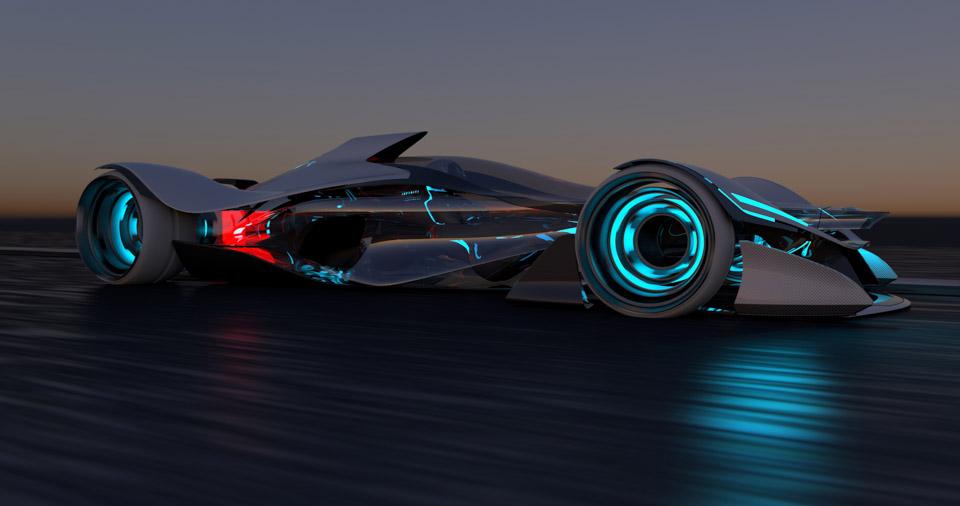Infiniti S Synaptiq Car Of The Future Octane