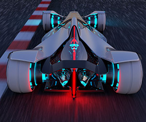 Infiniti's SYNAPTIQ Car of the Future