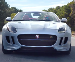 Jaguar Goes F-Type Nuts: Manual, R Convertible, AWD