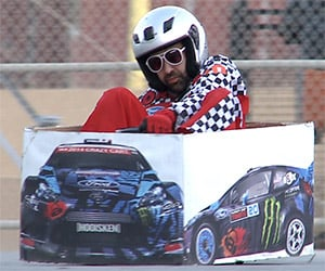 Crazy Cart Gymkhana 2: Ken Box Returns