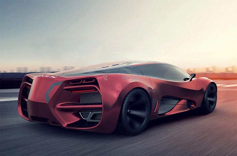 Supercar Concepts 2017 Ototrends Net