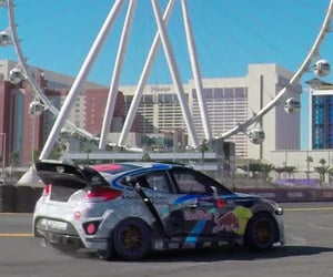 Red Bull Global RallyCross in 4K