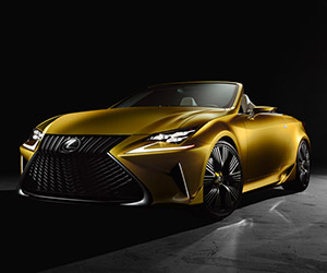 Here it is: The Lexus LF-C2 Concept Revealed