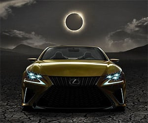 Lexus Shows off More of the LF-C2 Concept