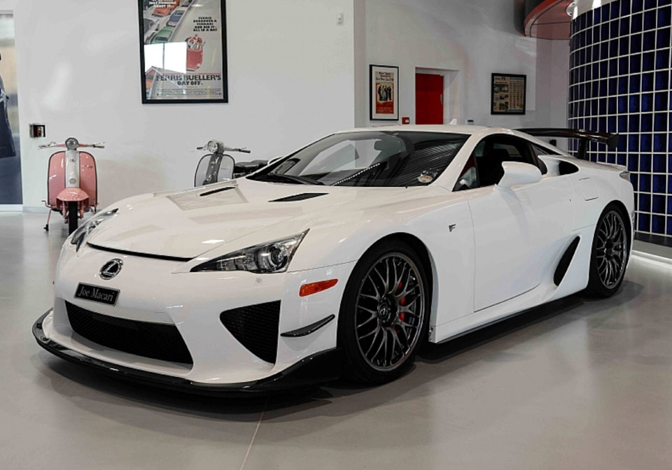 Lexus Lfa N 252 Rburgring Limited Edition For Sale 95 Octane