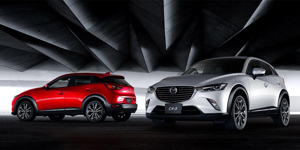 2016 Mazda CX-3 Compact Crossover SUV