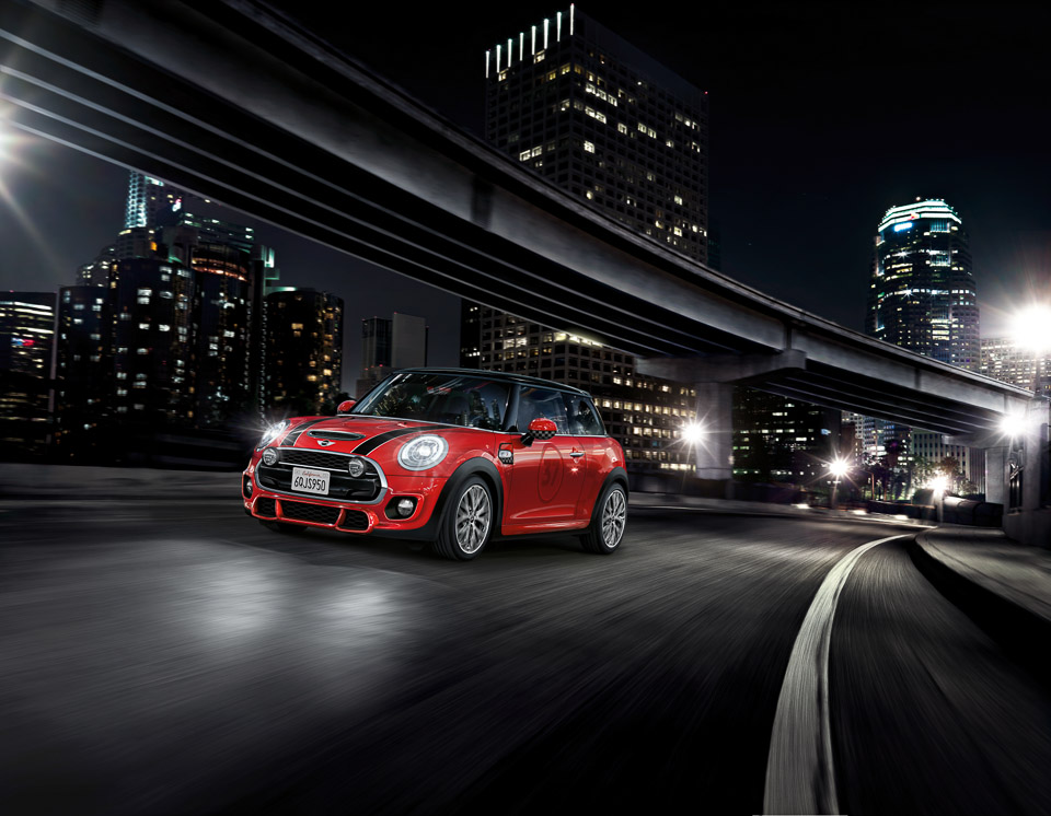 MINI Racing Flair and JCW Tuning Packages
