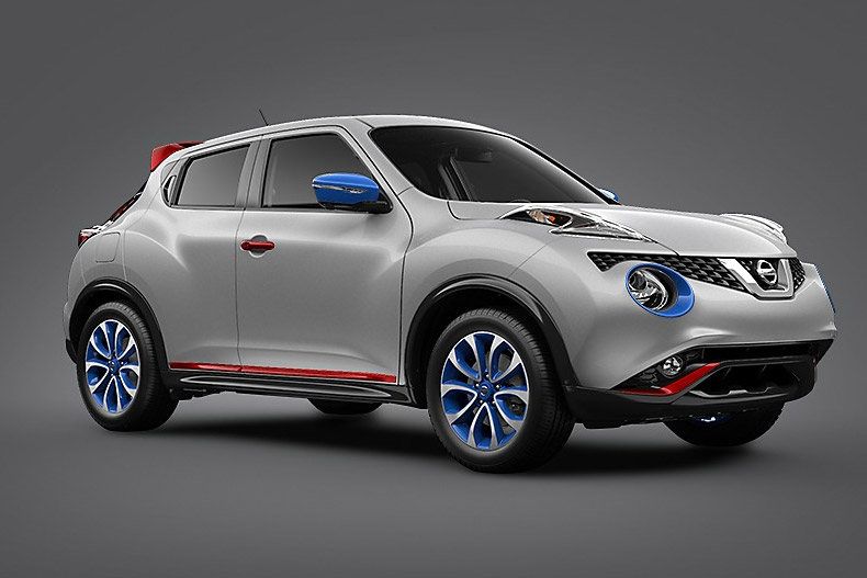 Nissan Juke Color Studio 100 Original 95 Octane